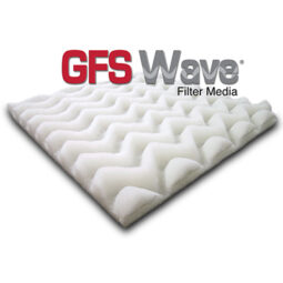 GFS Wave Filter Pad