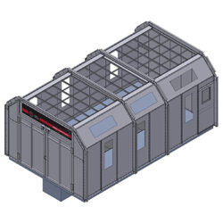 GP Downdraft Non Pressurized Booth