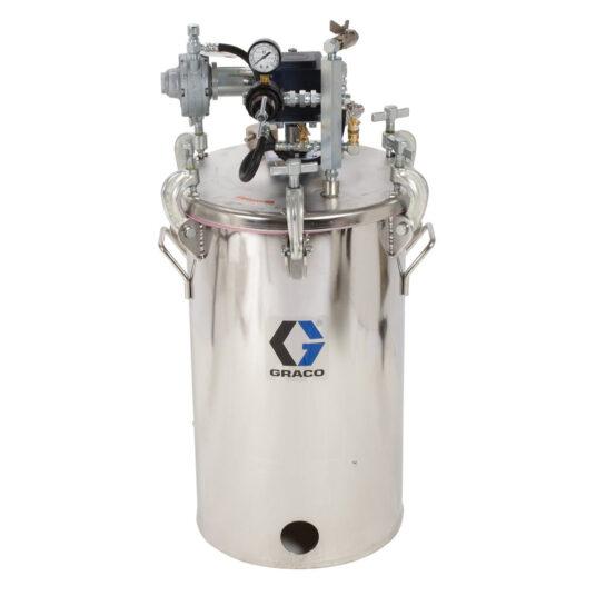 Graco 10 Gallon Agitated Pressure Tank
