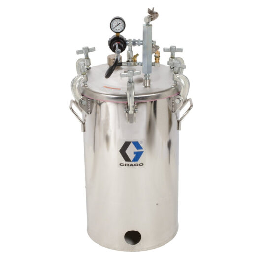 Graco 10 Gallon Non Agitated Pressure Tank