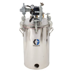 Graco 10 Gallon Agitated Pressure Tank