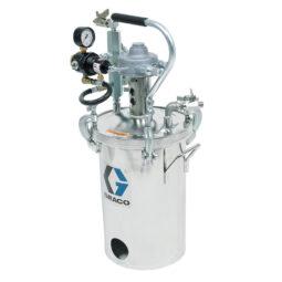 Graco 2 Gallon Agitated Pressure Tank