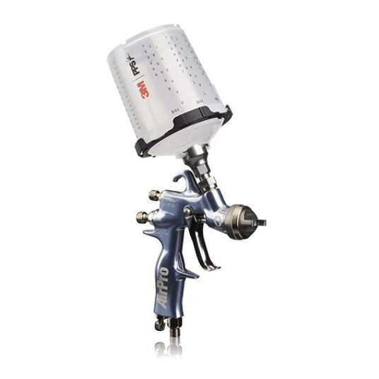 Air Pro Gravity Feed Spray Gun with PPS