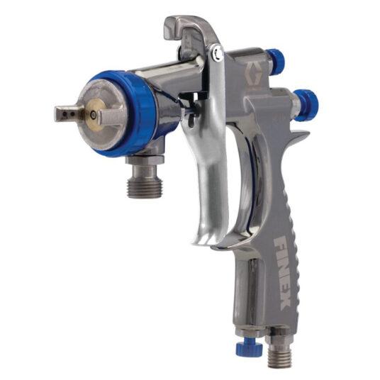 Finex Pressure Feed HVLP Spray Gun