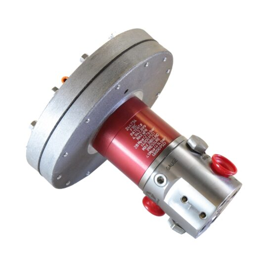 244734 air operated high pressure fluid pressure regulator ez flush guage port