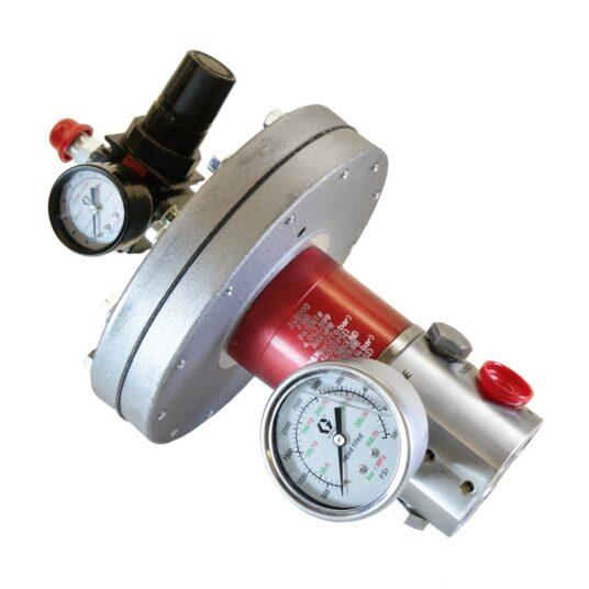 248090 air operated fluid pressure regulator