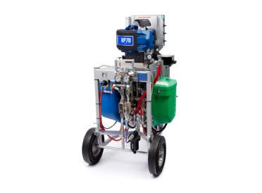 Plural Component Spray Equipment